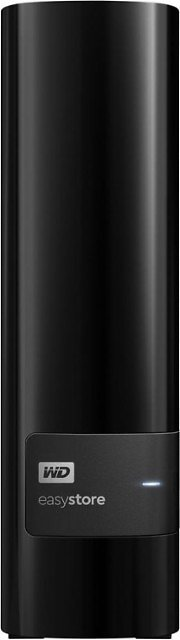 Today Only! WD Easystore 8TB USB 3.0 Hard Drive + F/S