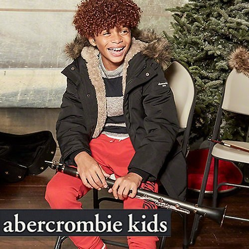 Up to 50% Off All Clearance at Abercrombie Kids + More Ways to Save