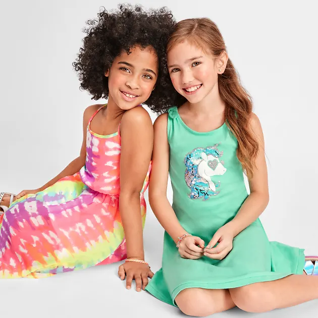 60-80% Off Girls Dresses & Rompers