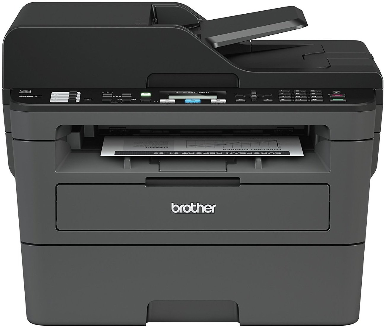 Brother Monochrome Laser Printer (Ships Free)