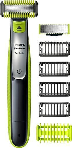 Philips Norelco OneBlade Face + Body Trimmer Multi QP2630/70