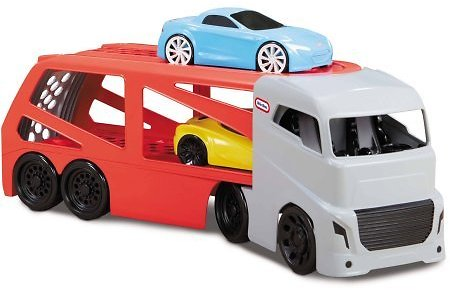 Little Tikes Big Car Carrier (Includes 2 Cars)