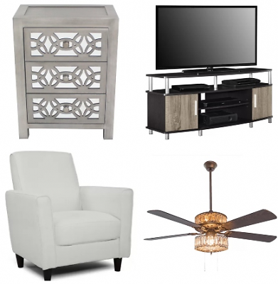 Up to 80% Off Closeout Sale @Wayfair