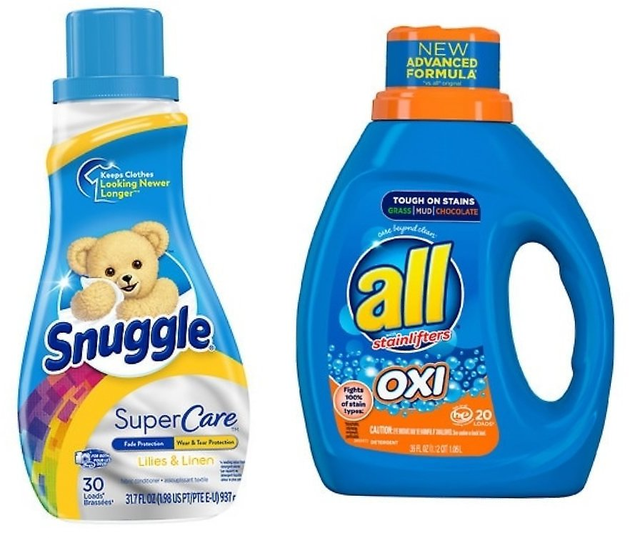 All & Snuggle Detergents (Multi Options)