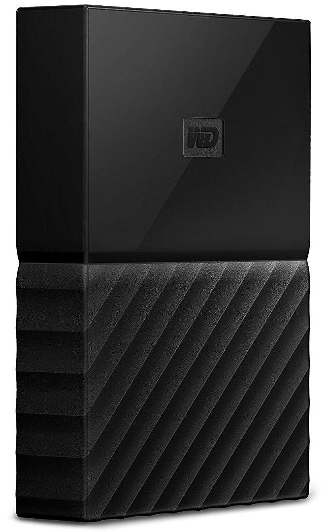 WD 4TB My Passport for Mac Portable External Hard Drive - USB-C/ USB-A Ready - WDBP6A0040BBK-WESE