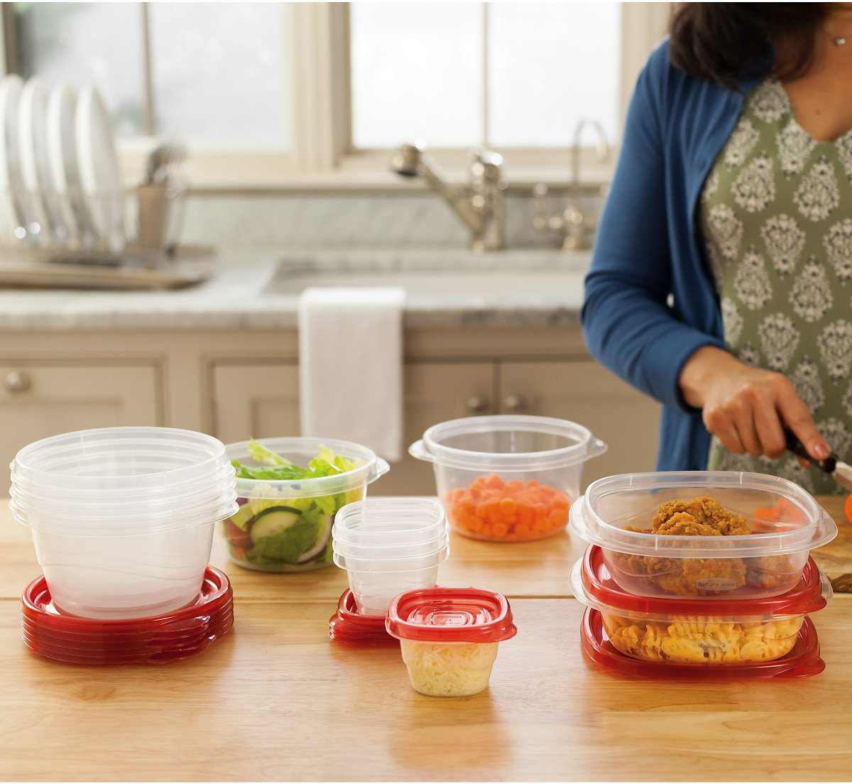 Rubbermaid TakeAlongs Food Containers (40-Piece)