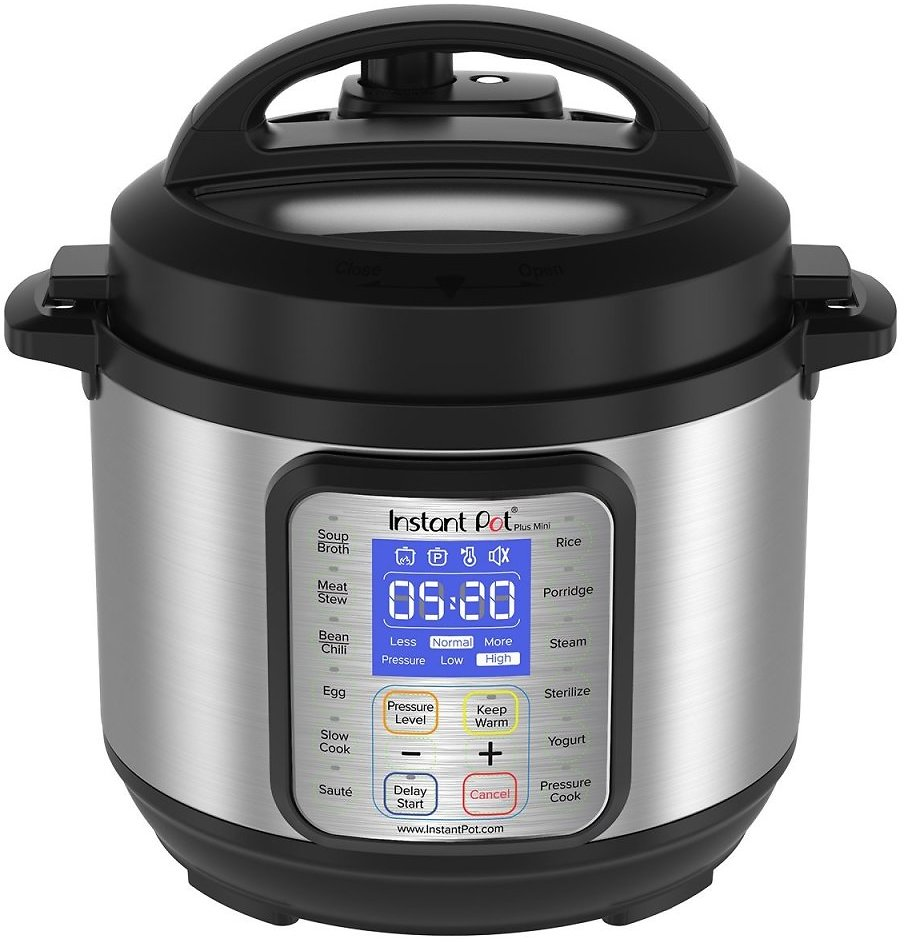 Instant Pot Duo Plus Mini 9-in-1 Electric Pressure Cooker