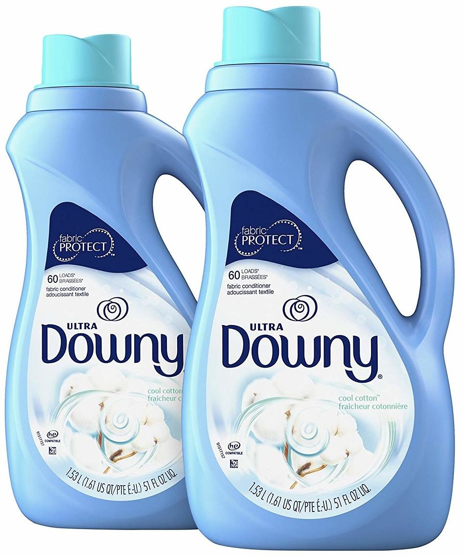 2-Count Downy Ultra Liquid Fabric Conditioner