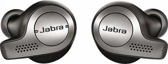 Jabra Elite 65t True Wireless Earbuds Refurb