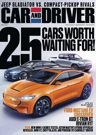 48 Issues of Car & Driver Magazine