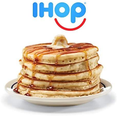 IHOP Dine-In Offer: All You Can Eat Buttermilk Pancakes