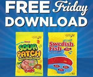 Free Fish or Sour Patch Kids for Kroger & Affiliates