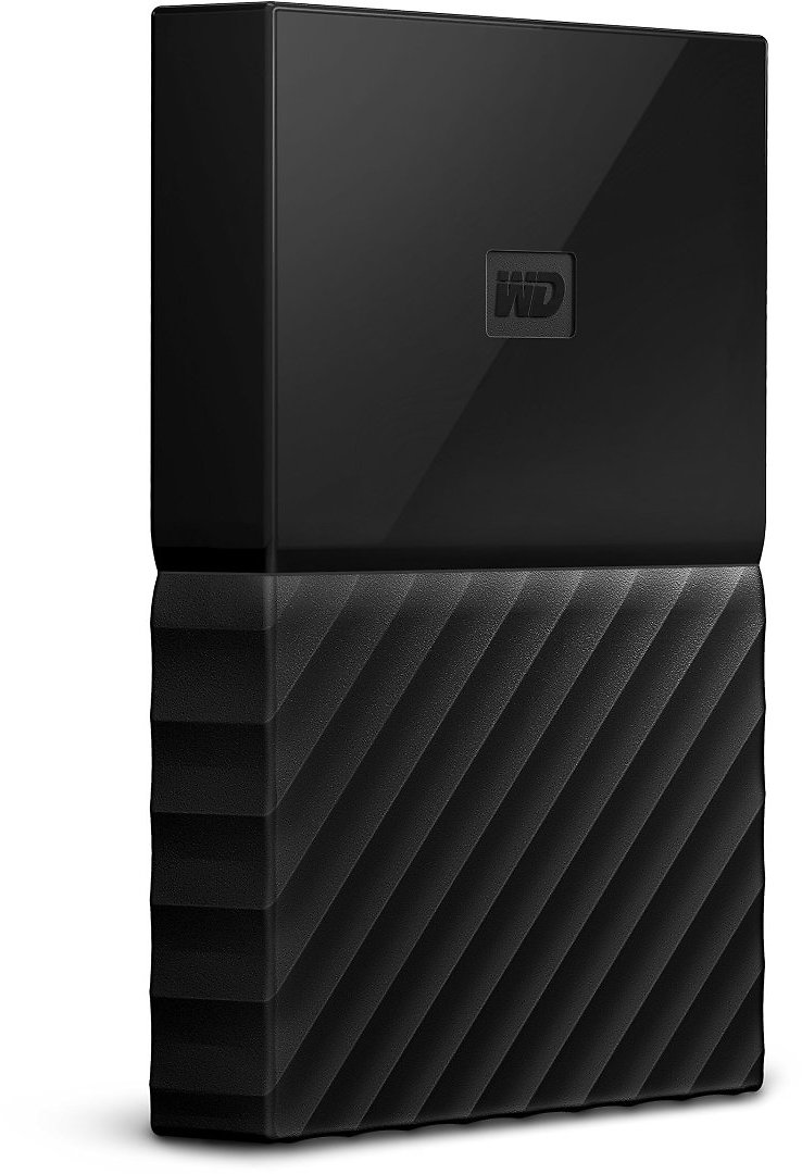 WD 2TB My Passport for Mac Portable External Hard Drive - USB-C/USB-A Ready - WDBLPG0020BBK-WESE