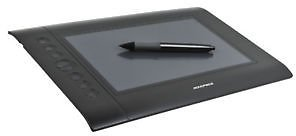 (Ships Free) Monoprice 10 X 6.25-inch Graphic Drawing Tablet (4000 LPI, 200 RPS, 2048 Levels)