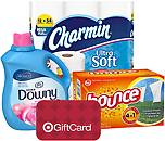 Free $15 Target GC W/ Household Essentials Purchase