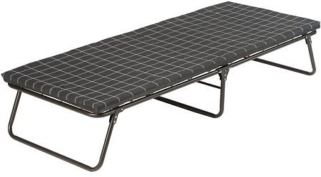 Coleman Deluxe Portable Folding Camping Cot with ComfortSmart Coil Suspension, Twin XL