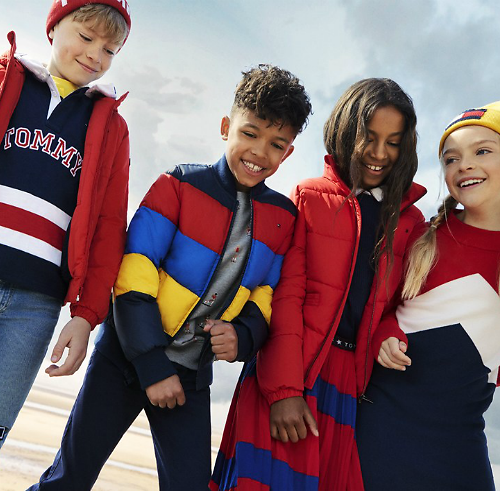 Up to 85% Off Kids Tommy Hilfiger + Extra 25% Off