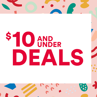 $10 and Under Deals - Michaels