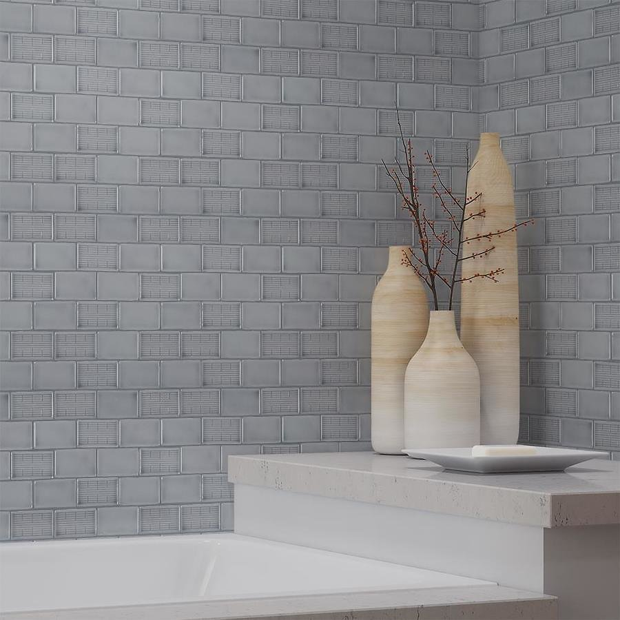 Subway Brick Indoor/Outdoor Porcelain Wall Tile