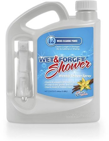 Wet and Forget Weekly Shower Cleaner 64 Fl Oz