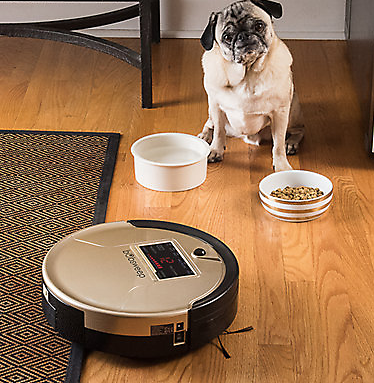 BObsweep PetHair Robotic Vacuum Cleaner and Mop - 2 Colors