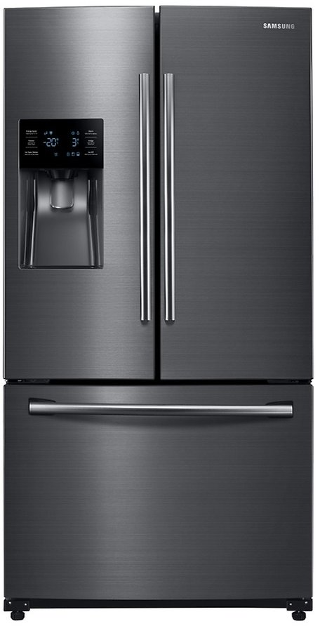 Samsung 24.6-CU FT French Door Refrigerator with Dual Ice Maker + More!