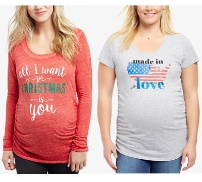 Maternity Apparel As Low As $4.97 @Macy's