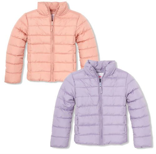 Kids Puffer Jackets (S, M Size & 2 Colors) + FS