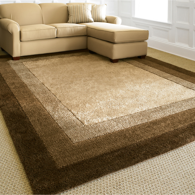 Washable Rectangular Rug (5 Colors) | JCPenney