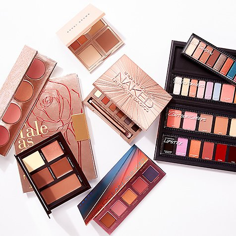 Up To 75% Off Makeup & Palettes