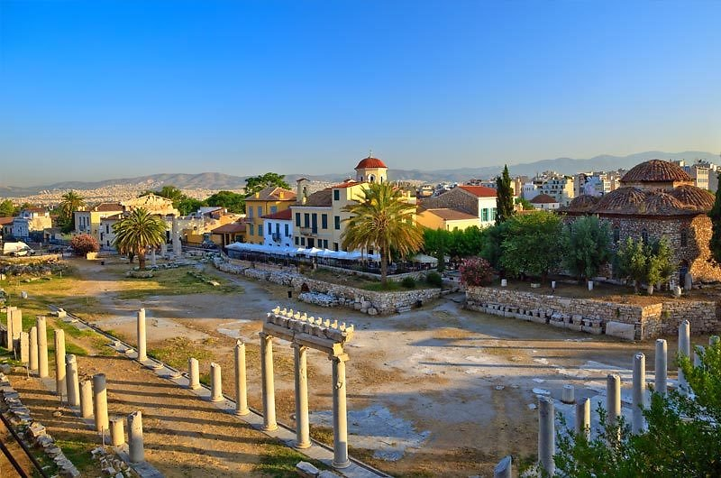 $499* 4 Night Athens Vacation Including Flights | Gate 1 Travel - More of The World For Less!