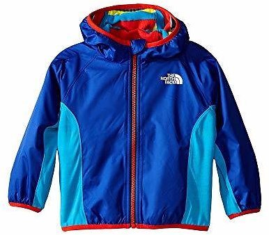 The North Face Kids Reversible Grizzly Peak Wind Jacket (Infant)
