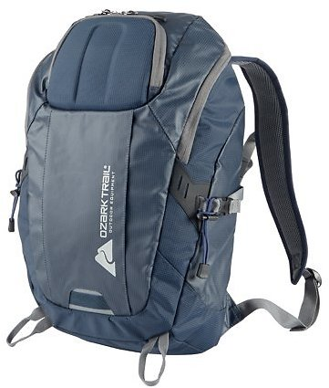 Ozark Trail 35L Silverthrone Hydration-Compatible Backpack