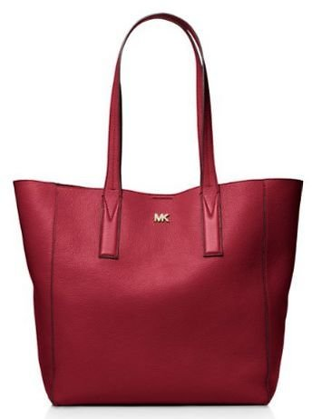 Michael Kors Junie Large Leather Tote (5 Colors) + $20 Gift Card | Bloomingdale's