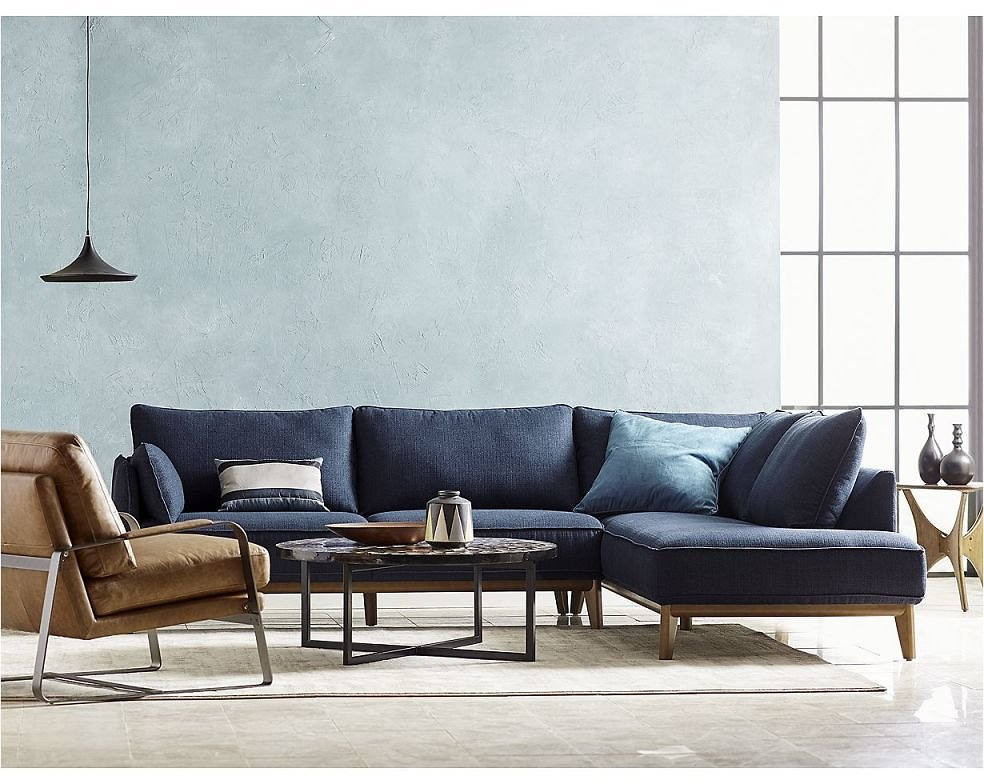 Jollene 113-inch 2-Pc. Sectional Sofa (2 colors)