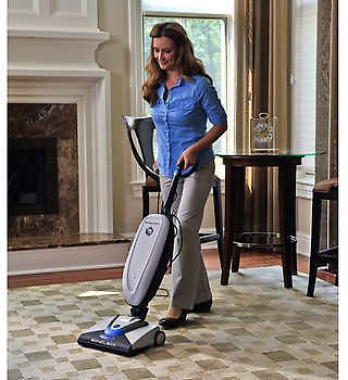 Soniclean VT Plus Upright Bagged Vacuum with Sonic Cleaning Technology