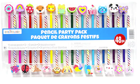 Price Drop! 48-Pc Creatology Pencil Party Pack