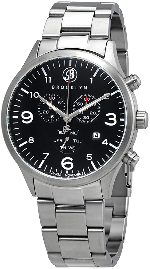 Brooklyn Watch Co. Watches (7 Styles) + Ships Free