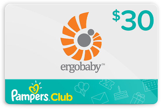 Free $30 Gift Card Ergobaby Products with Sing Up