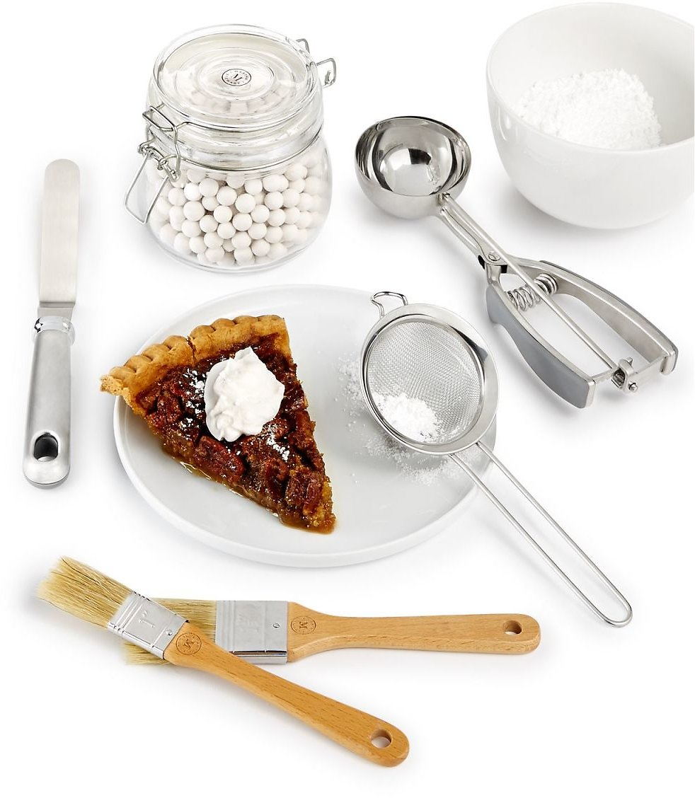 Martha Stewart Collection Good Tools for Pastries and Dessert