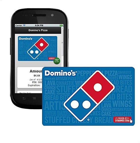 Free $5 Domino's Gift Card w/ $25 Gift Card Purchase
