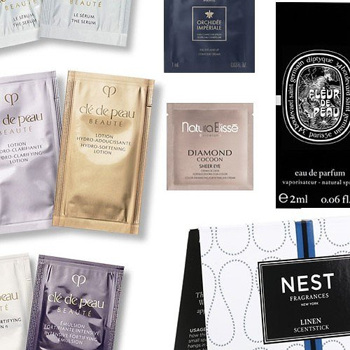 Free Beauty Samples Offer!