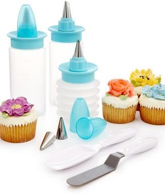 Martha Stewart Collection 10-Piece Decorating Kit, Created for Macy's Kitchen - Bakeware