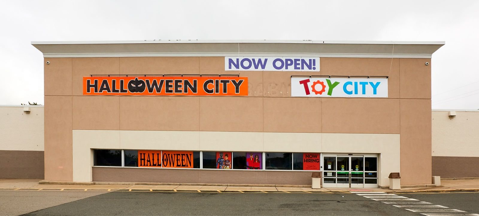 Target, Walmart & Party City Prepare for Toy Wars