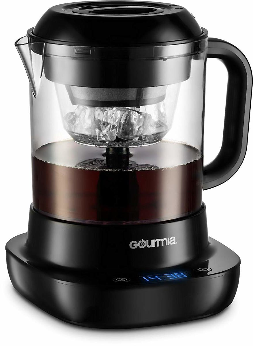 Gourmia New & Improved Automatic Cold Brew Coffee Maker