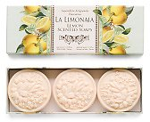 3pc La Limonaia Scented Soap Set - Bath & Body - T.J.Maxx