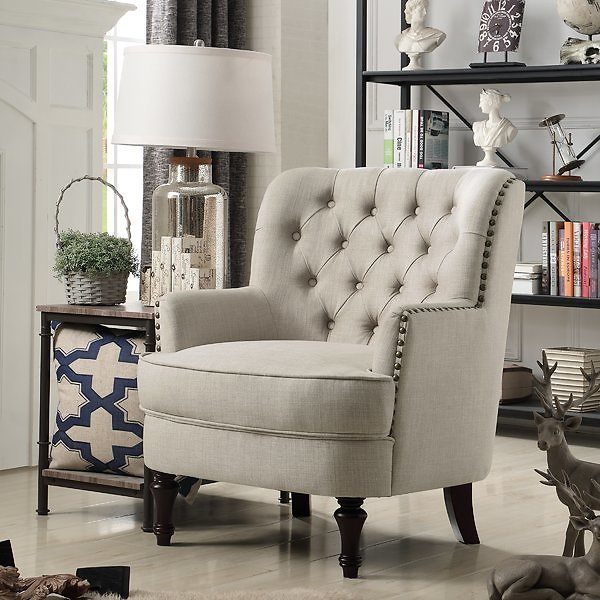 Jagger Accent Armchair  + Free Shipping