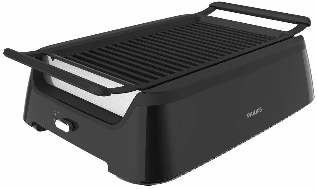Philips Indoor Smoke-less Grill Plus
