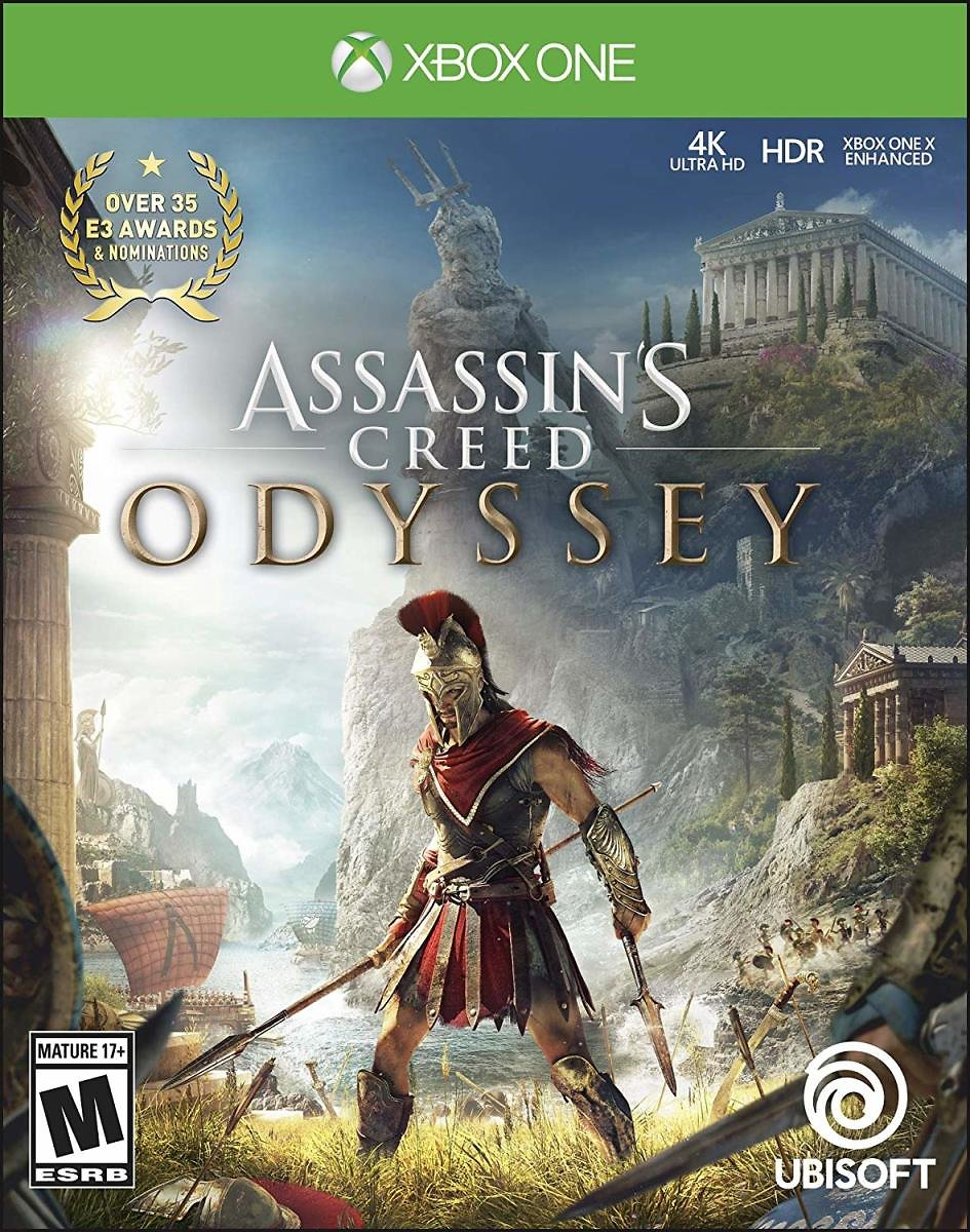 Assassin's Creed Odyssey Xbox One+ Ships Free