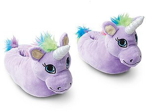 Lily & Dan Kids' Plush Novelty Slippers (In Store 11/21)